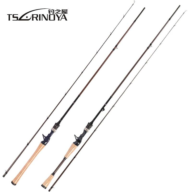Tsurinoya ELITE II 1.98m ML Fishing Rod 2 Sections Carbon