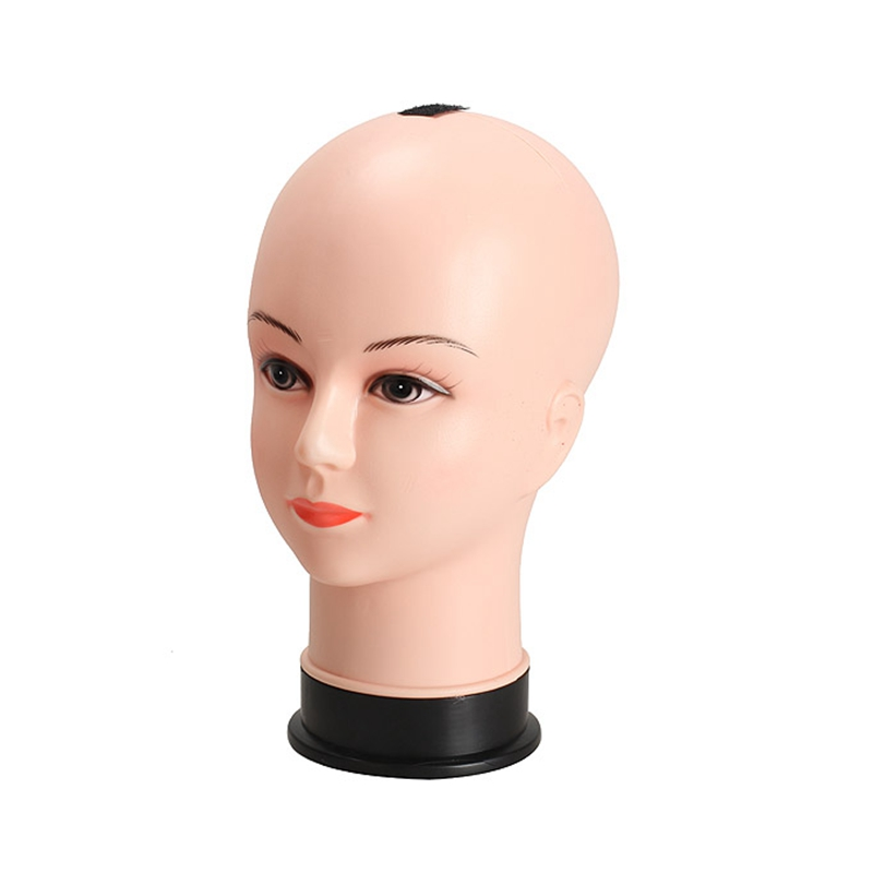 Wig Hat Female Mannequin Head Model Jewelry Display Cosmetology Manikin Wigs Glasses Cap Display Holder Stand Drop Shipping