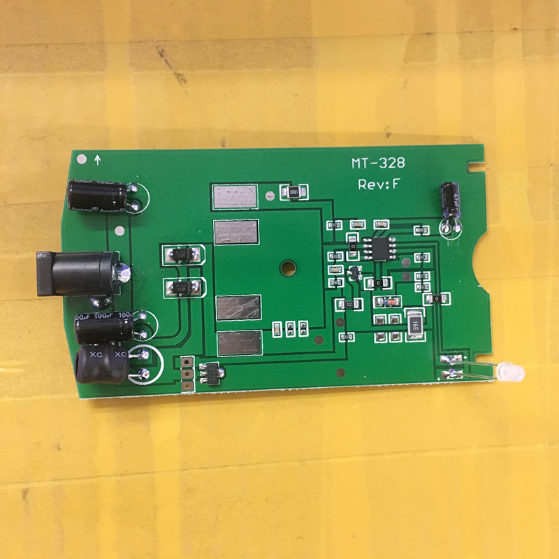Le pcb chargeur carte principale pour motorola gp328 gp338 pro5150 ptx760 gp340 etc talkie walkie
