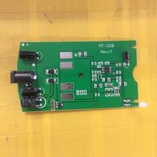 PCB зарядное устройство Главная плата для Motorola GP328 GP338 PRO5150 PTX760 GP340 и т. д. Портативная рация