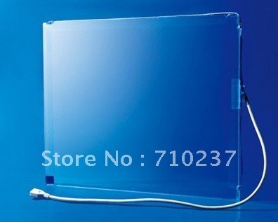 "22"" SAW touch screen panel free shipping cost"