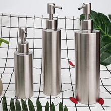 stainless steel liquid soap dispenser pump dispensador de jabon distributeur savon kitchen soap dispenser shampoo dispenser savon de cleopatra бальзам