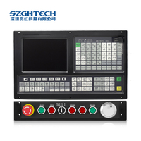 New product 8.4 inch LCD 4 axis cnc controller for cnc milling machinery
