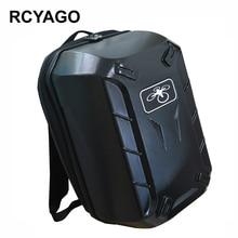 RCYAGO DJI Phantom 3 Drone Bag Shoulder Backpack Waterproof Case Hardshell bag High Quailty Box for DJI Phantom 3 Standard Pro