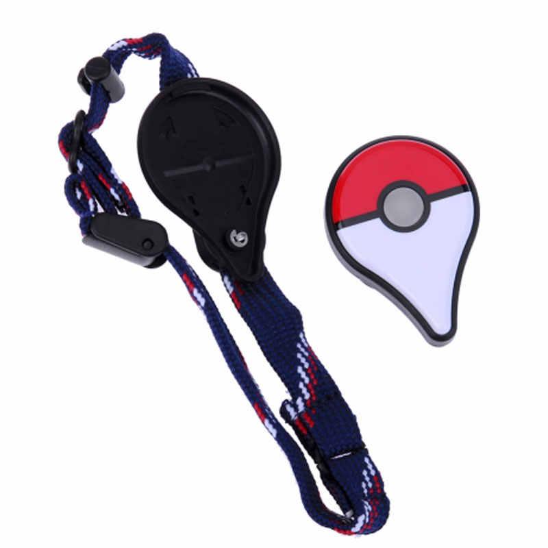 Для Nod Pokemon GO Plus bluetooth-браслет часы игра игрушка умный Браслет для nintendo для Pokemon GO Plus зарядное устройство
