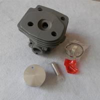 CYLINDER ASSEMBLY 47MM FITS HUSQVARNA 357 359 FREE SHIPPING NEW CYLINDER PISTION KITS REPLACE PART 537