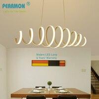 Алюминий акриловые светодиодные Открытый Подвесные Светильники для домашнего использования и офиса, используя Обеденная бар Кухня висит п