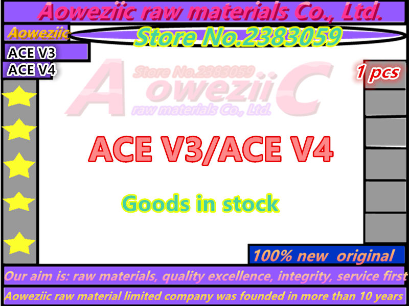 Aoweziic 1 pcs 100% new original X360 ACE V3 / ACE V4 ACE V3 ACE-V3 ACE V4 ACE-V4 ( Original genuine stock in stock ) 5pcs 100% new and original ip5306 esop8 in stock
