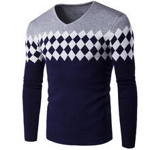 Мужской свитер 2017 v/v