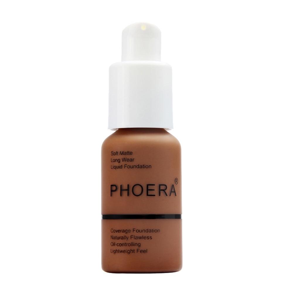 PHOERA Full Coverage Liquid Foundation 3