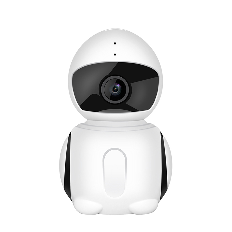 720P Wireless IP Camera Wi-Fi Home Security Robot WiFi Camera Video Surveillance CCTV Camera System Night Vision Baby Monitor