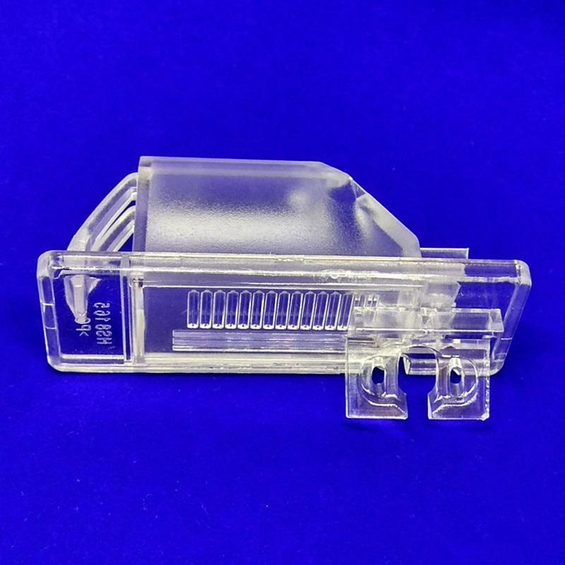 Car Rear View Camera Bracket Plate Light Mount For Nissan Patrol KICKS Cefiro X-Trail Dualis Sentra Pulsar Qashqai Almera Sunny