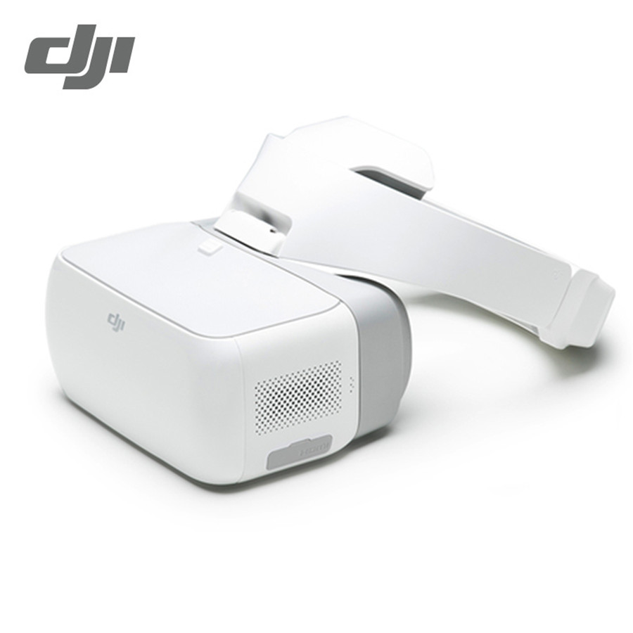 New In Stock DJI Goggles for Mavic Pro Phantom 4 Inspire Include Headband, Micro USB Cable,HDMI Cable,Wire Clip,Cleaning Cloth