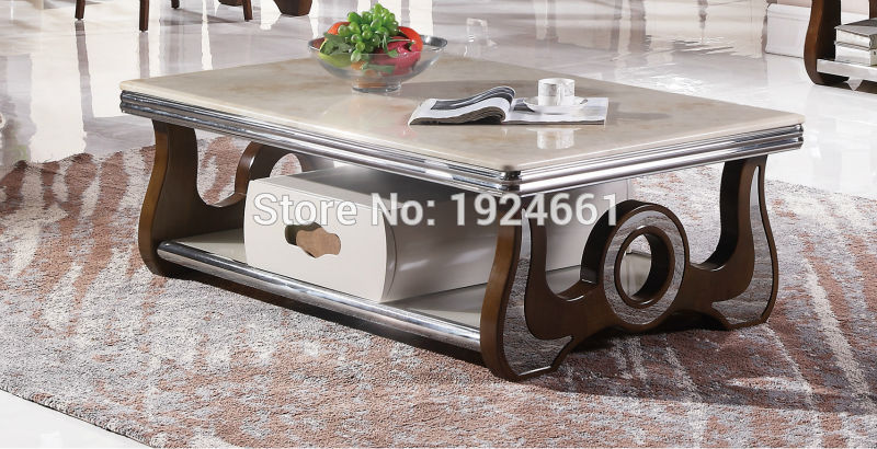 2018 Tafelkleed Modern Coffee Table Cam Sehpalar Mesas Direct