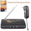 UHF Wireless Guitar Microphone System Digital Electric Bass Instrument Guitar Transmitter Receiver