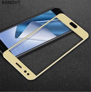 Image 3 - 2pcs Screen Protector สำหรับ Asus ZenFone 4 ZE554KL Glass กระจกนิรภัยสำหรับ Asus ZenFone 4 ZE554KL เต็มรูปแบบแก้ว ZE554KL BSNOVT