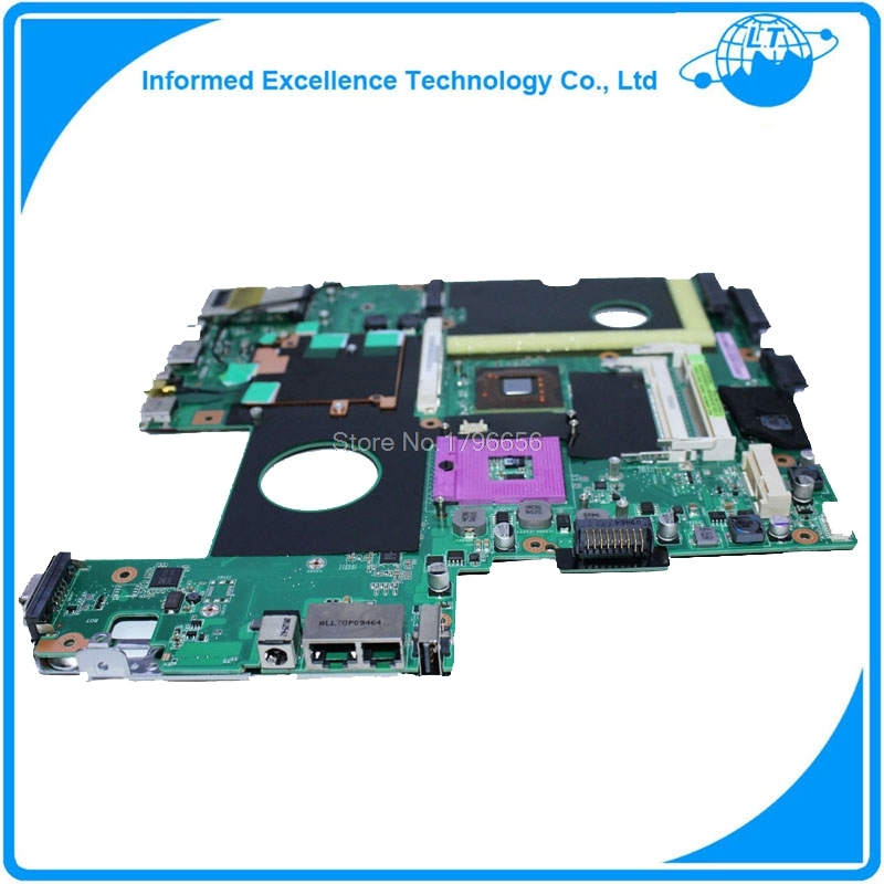 Free shipping Laptop Motherboard for ASUS G60VX Series Mainboard System Board