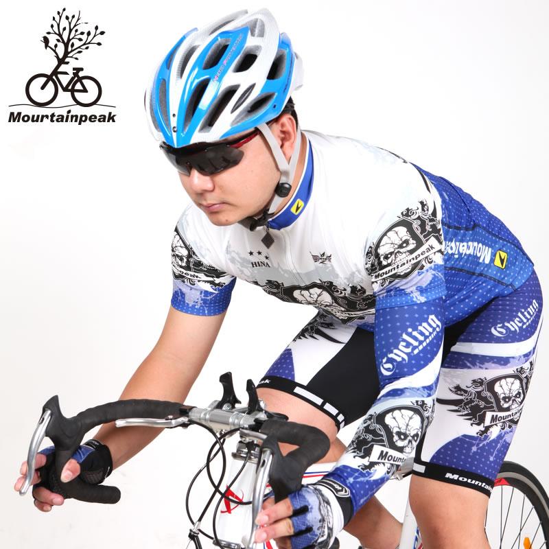 Mountainpeak Biciklistički dresovi kratkih rukava Biciklističko - Biciklizam - Foto 2