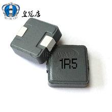 Inductor de formación de un cuerpo, 5 uds./SMD 04020 1.5UH 0420 4A word 1R5 4*4*2MM de gran corriente