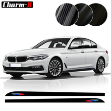 2X New M Performance Side Skirt Stripes Sticker for BMW F30 F31 X5 F15 F10 F20 F21 F85 E60 F32 F34 F22 F23 E90 F11 F01 F02 G30 jinke 2pcs 5x120 72 5cb centric wheel spacer hubs m14 1 25 bolts for bmw f15 f11 f20 f34 f02 f13 f01 f25 f26 f33 f30 f03 f10 f12