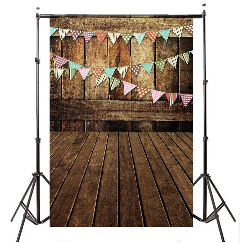 Vinyl 3x5ft Wooden Wall Flags Photography Backdrop photo Studio Props Wood Floor Photography background cloth 1.5x1m 3x5ft ruins printing brick wall photography backdrops photo studio props vinyl photography background cloth 90 x 150cm