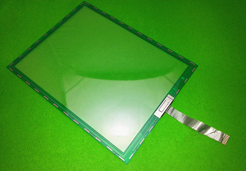 Original 12.1 inch 7 wire Touch Screen Panels N010-0551-T242 Industrial POS machine touch screen digitizer panel free shipping new 10 4 inch 225mm 173mm touch screen panels for amt9509 industrial medical atm touch screen digitizer panel free shipping