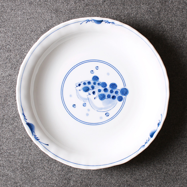 Aliexpress Com Buy 8 5 Inch Japanese Styel Dishes Plates