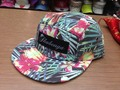 New 2015 Fashion Floral Print Designer Snapbacks 5 Panel Baseball Caps Men and Women Casquette Sun Hat