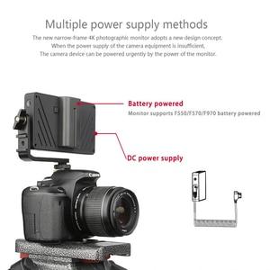 Image 3 - مراقب شاشة Bestview S5 5.5 بوصة 4K لسوني نيكون كانون DSLR ZHIYUN مراقب لكاميرا نيكون hdmi رصد حقل استوديو 4k