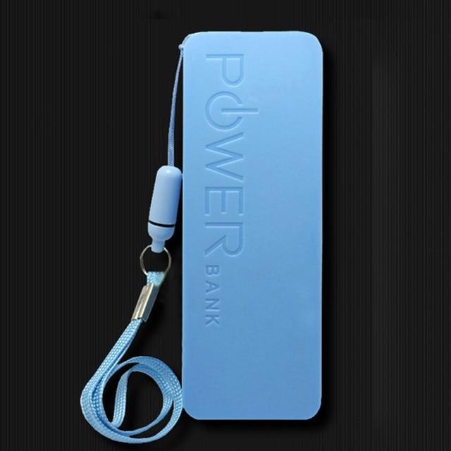 Ultra-thin Perfume Polymer General Mobile Power Bank 3000mah Bateria Externa Portable Charger Carregador De Bateria Portatil