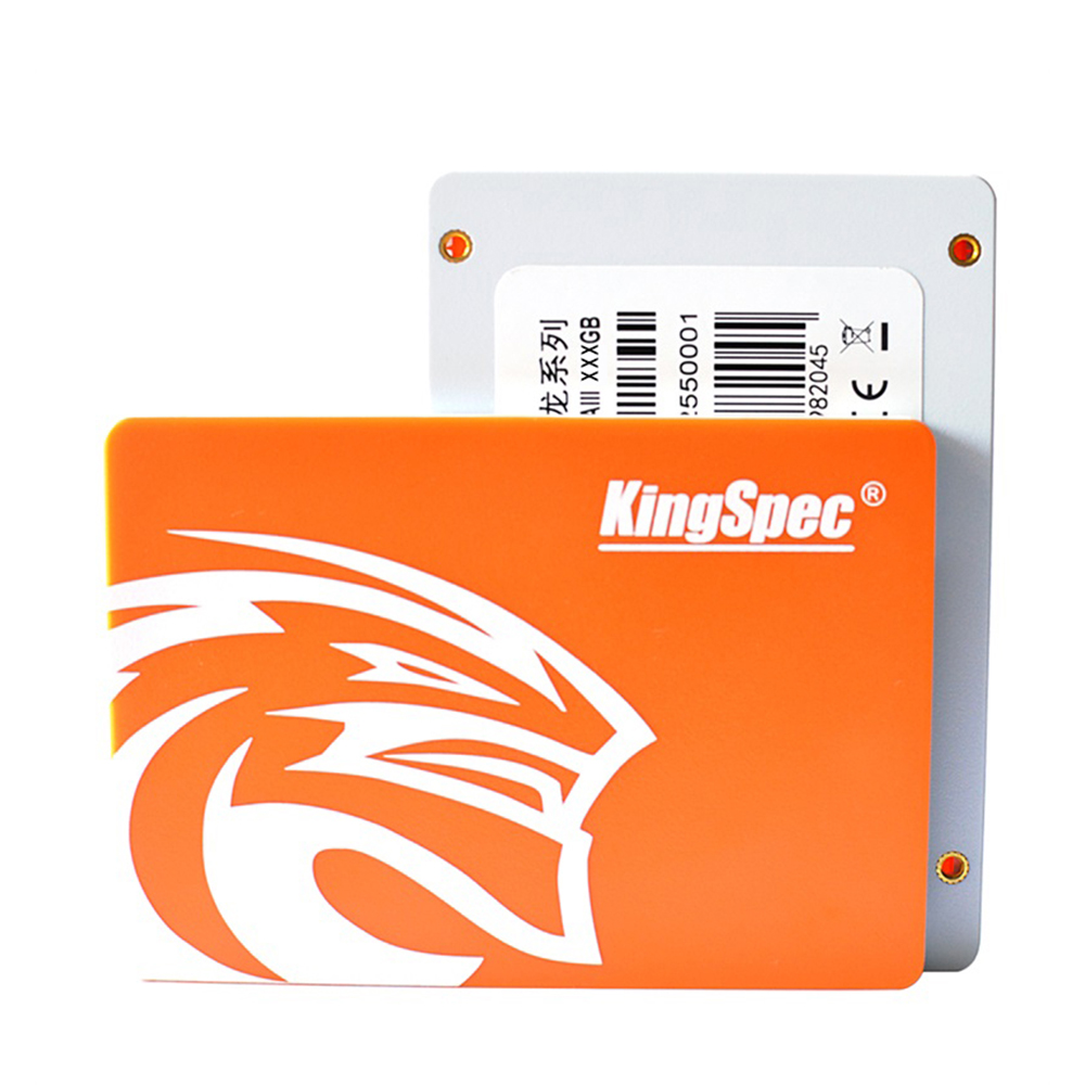 KingSpec Original 2.5 Inch Internal Solid State Hard 128GB 256GB 512GB SSD Drive SATA III 6Gbps High Speed for PC Laptop original fit for dell 64gb sata 6gbps dom internal solid state drive ssd mfr p n 6gmmx 06gmmx cn 06gmmx 100