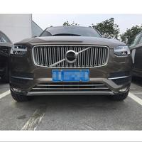 For VOLVO XC90 2015 2016 2017 2018 Car Styling Front Bumper Bottom Mesh Grille Grill Lower