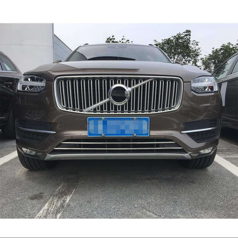 For VOLVO XC90 2015 2016 2017 2018 Car Styling Front