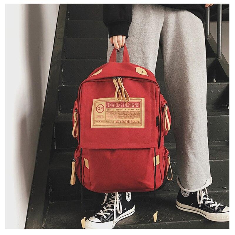 Fashion Multifunctional Women Leather Backpack Tassel Double Shoulder Bags For Teenage Girls Mochila Bolsa
