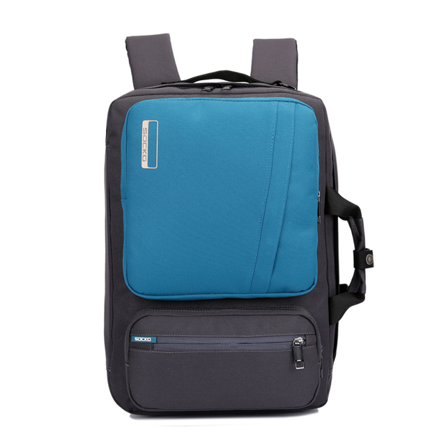 45a392337c9c Socko Brand Unique High Quality Waterproof Nylon Laptop Backpack Men Women  Computer Notebook Bag 17.3 Inch 15.6 Laptop Bag-in Laptop Bags & Cases from  ...