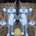 Christmas costumes Cosplay Halloween Bunny Rabbit Mascot Costume Professional Cartoon Costume