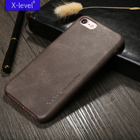 X Level High Quality Vintage Phone Case For Apple Iphone 7 Plus Luxury Back Cover Cases