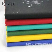 Buulqo tissu Oxford 600D épais, 100x150cm, imperméable dextérieur, sac de tente, imperméable, par mètre
