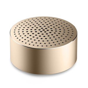 Image 4 - Original Xiaomi Bluetooth Metal Speaker Wireless Mini Stereo Portable Wireless Aux in Handsfree Mp3 Music Player Call for phone