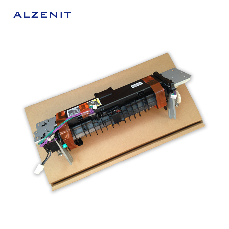 ALZENIT For HP CP2025 CM2320 CM 2320NF 2025 2320 Original Used Fuser Unit Assembly RM1-6738 RM1-6739 220V Printer Parts alzenit kit unit assembly for hp 2025 2320 m351 m476 original used transfer belt printer parts on sale