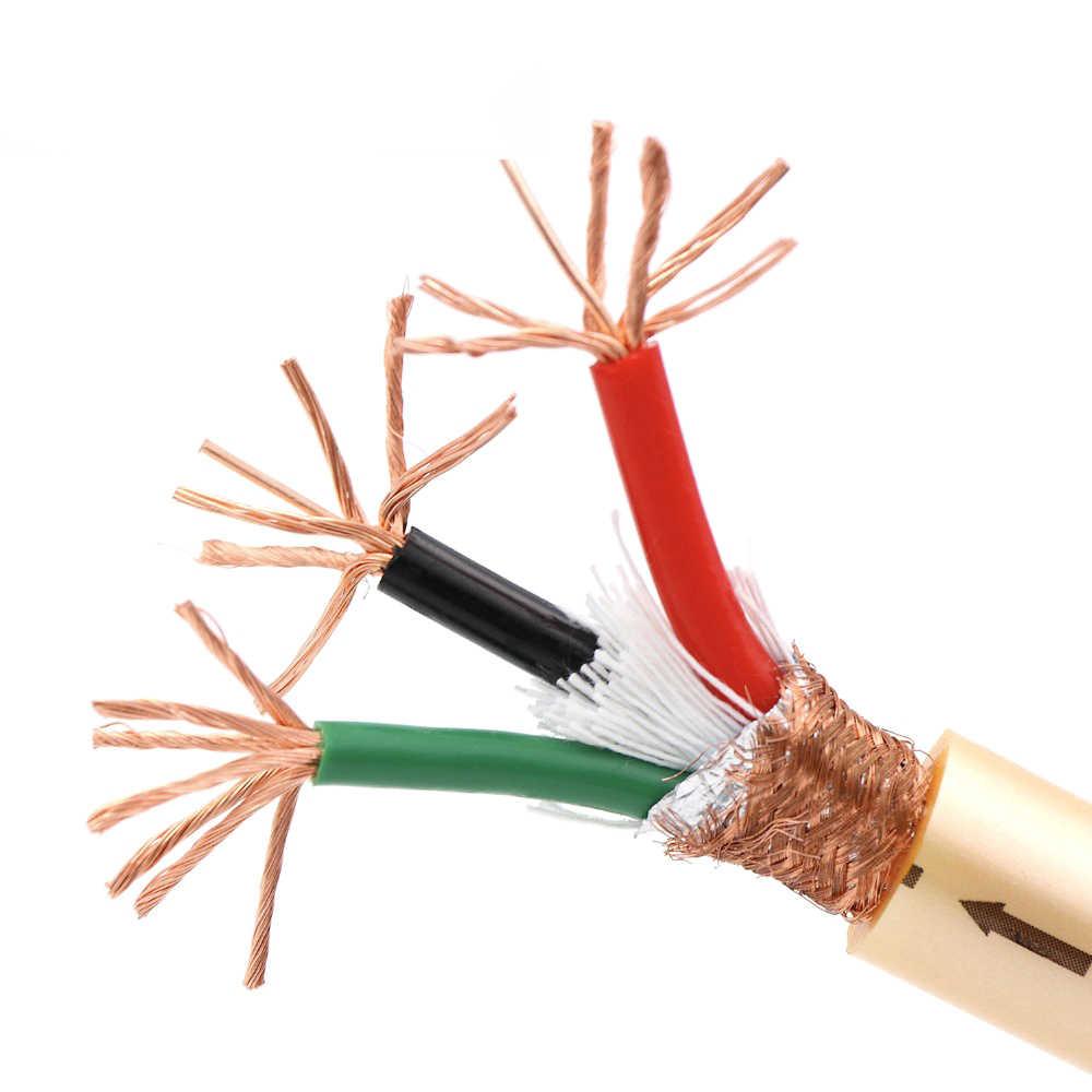 MPS M-6MK2 חדש מקורי 6N OCC כוח כבל קו 99.99997% אחת קריסטל נחושת AC כבל חשמל כבל רמקול חוט HIFI אודיו DIY