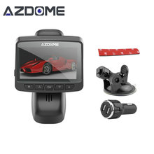 A307 Azdome FHD 1080P 30fps Sony IMX323 Dash Cam With WiFi Dashboard Camera Video Recorder 2.45 inch IPS Screen Car DVR HDR
