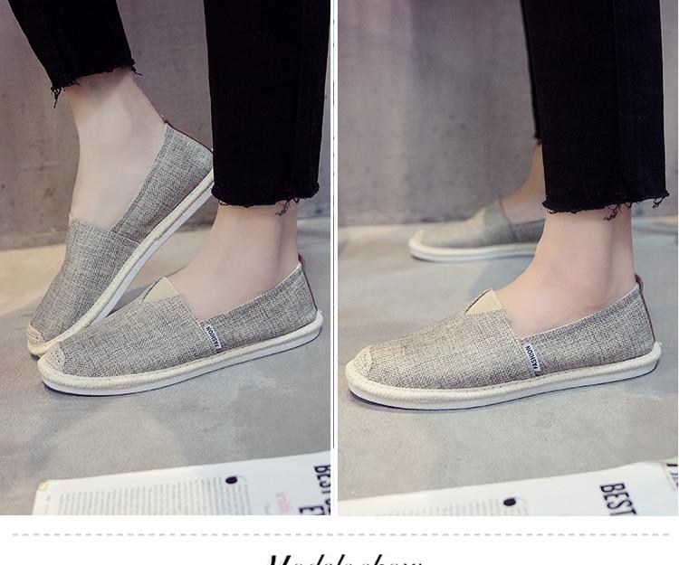 HTB1odkCNHrpK1RjSZTEq6AWAVXa8 UPUPER Breathable Linen Casual Men's Shoes Old Beijing Cloth Shoes Canvas Summer Leisure Flat Fisherman Driving Shoes Wicking