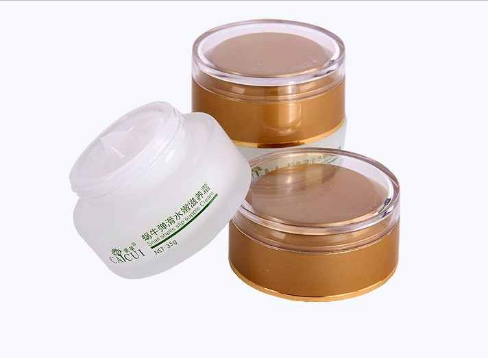 35g Face Care Face Cream Day Creams CAICUI Korea Gold Snail Extract Whitening Moisturizing Cream Anti-aging Anti wrinkle 2