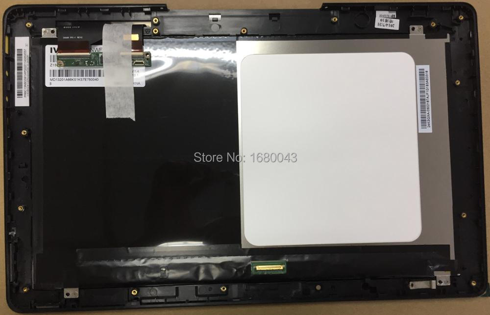 LCD SCREEN Touch Screen Digitizer Assembly Replacement Parts 5489R FPC-1 5404R FPC-1 For Asus Transformer Book T300 T300L T300LA