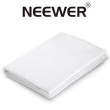 Neewer 2 Yardx60 дюймов/1.8 м x 1.5 м нейлон белый шелк бесшовные диффузии Ткань для фотографии Софтбоксы свет Палатка/Освещение модификатор