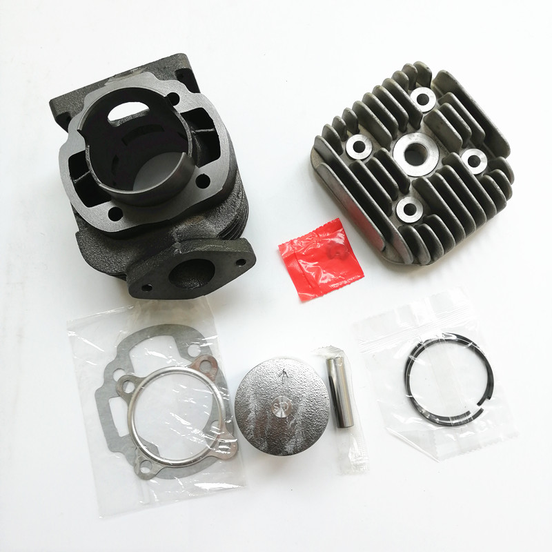 🛒 70cc Cylinder Kit & Head for YAMAHA Booster Stunt Bws50