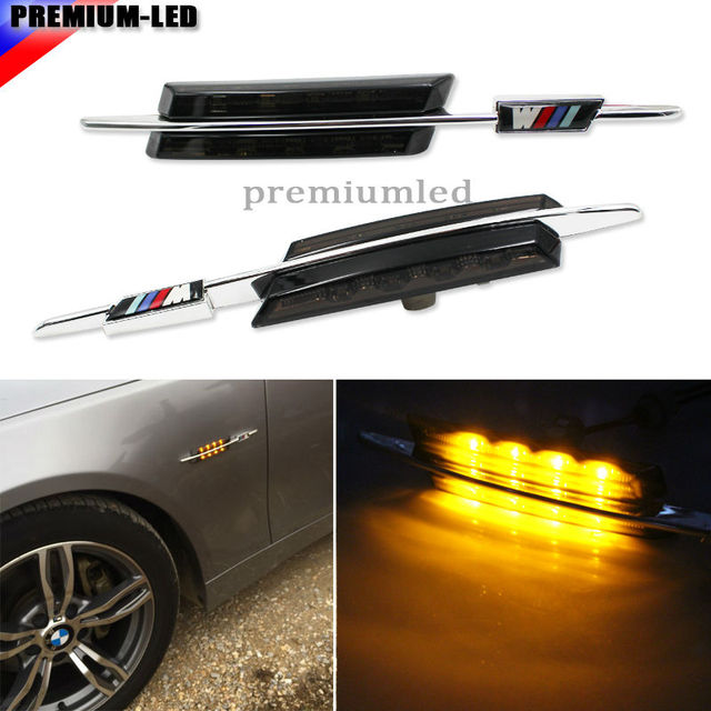 Lens E60 Smoked 25Off Bulb 1 5 In auto Side m Style E81 Led SeriesEtc 74 Us21 For 3 Wamber Lights Lamps Bmw E90 Marker E92 E87 F30 qpSUzMV