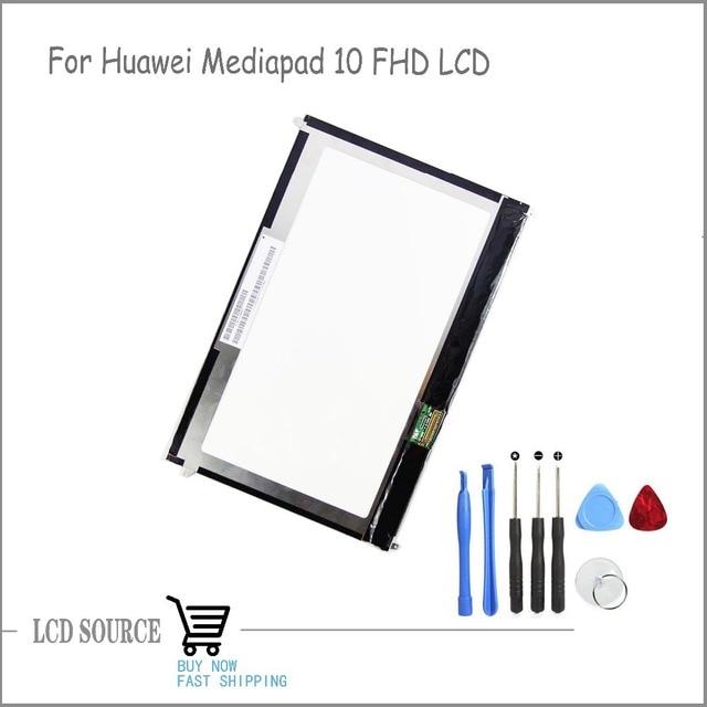 """Pantalla lcd de alta calidad original 10.1 """"para huawei mediapad 10 fhd pantalla lcd s10-101 s10-101u s10-101w módulo de reemplazo de la pantalla"""