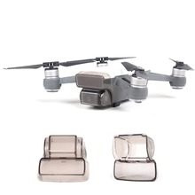 Drone Camera Lens Protection Cover Dustproof Cap Gimbal Fixed Front 3D Sensor System Screen Protective Case For DJI SPARK
